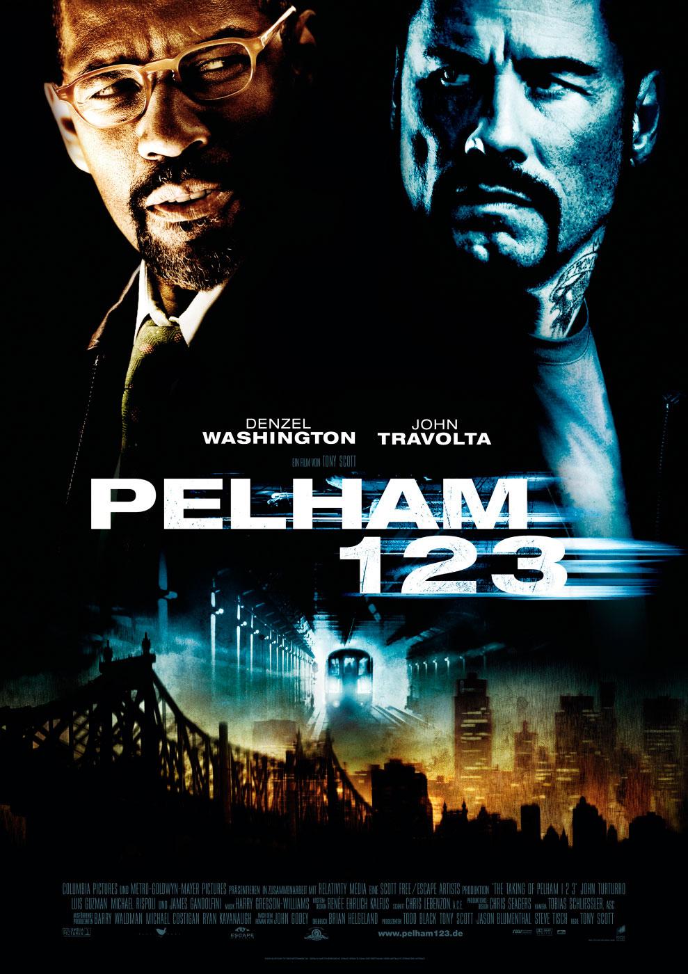 Asalto al tren Pelham 123 (The taking of Pelham 123)