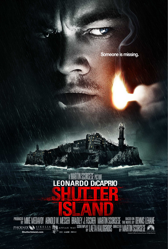 Shutter Island, de Martin Scorsese