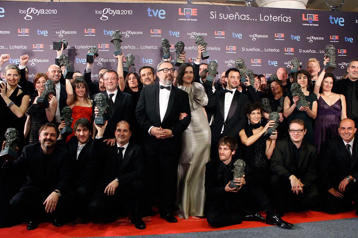 XXIV Premios Goya: la fiesta más exitosa del cine español