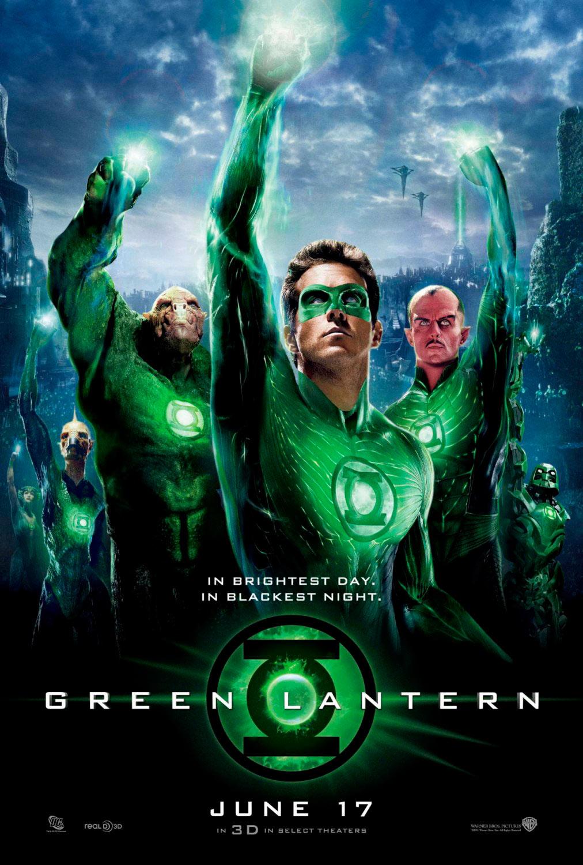 Green Lantern: Linterna Verde, de Martin Campbell