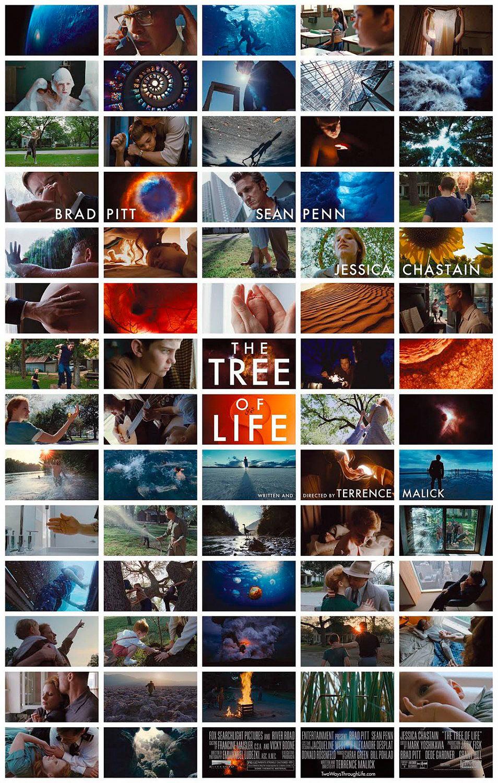 El árbol de la vida (The tree of Life), de Terrence Malick